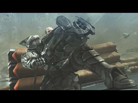 The Breathtaking Action Game | Vanquish |