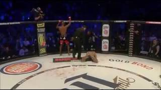 Video Michael Page vs Cyborg download MP3, 3GP, MP4, WEBM, AVI, FLV September 2018