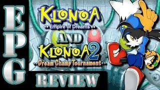 EPG Review: Klonoa: Empire of Dreams and 2: Dream Champ Tournament (GBA)