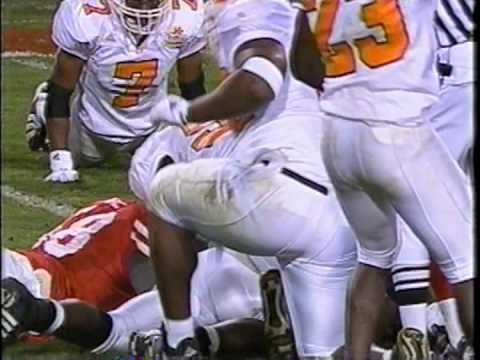 1999 # 6 Tennessee vs # 3 Nebraska
