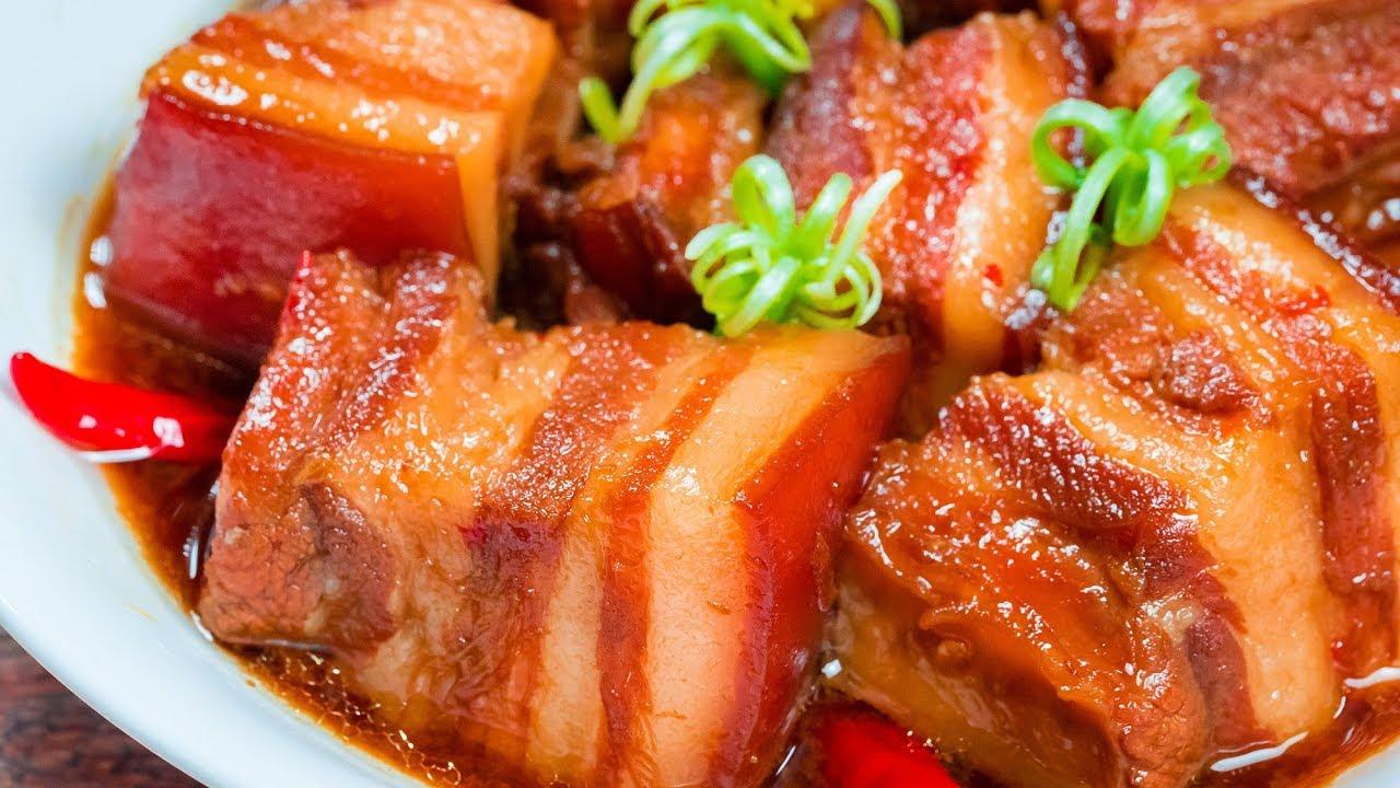 Thịt Kho Tàu ngon tuyệt đẹp không cần nước dừa của Cô Ba