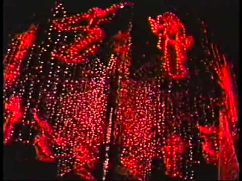 Osborne Christmas Lights From Long Ago 1993 Merry Christmas Mp4