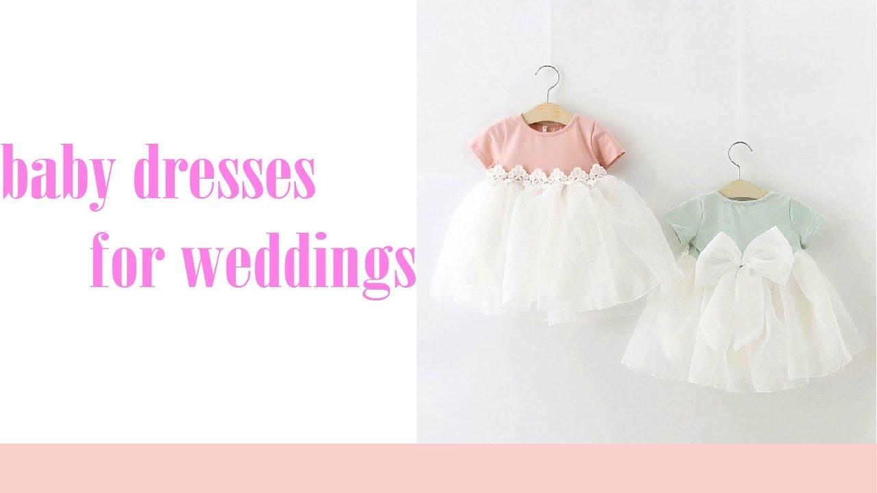Enjoy Baby Girl Dress 1 Year Birthday Dress ! baby dresses for ...