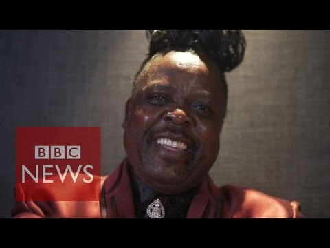 South African pop star Penny Penny reborn in clubs of LA - BBC News