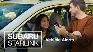 homepage tile video photo for Boundary, Speed, & Curfew Alerts | SUBARU STARLINK Features