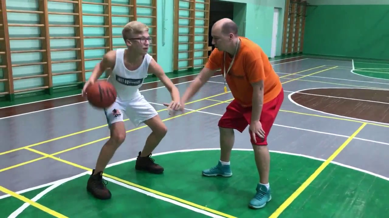Тренировка по баскетболу Федор Мезенко U-13