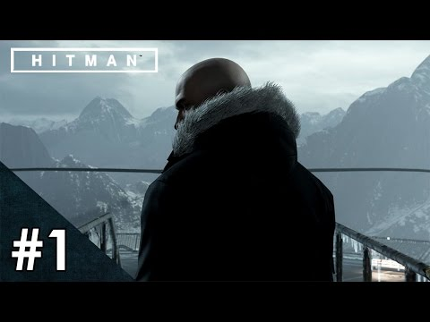 Hitman: Season 1 - Agent 47 - Gameplay Walkthrough Part 1