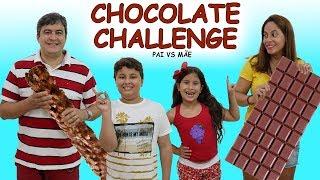 DESAFIO DO CHOCOLATE - CHOCOLATE CHALLENGE