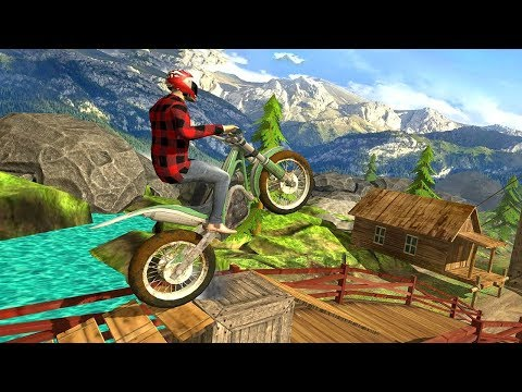 Bike Stunts Racing (by Racing Games) Android Gameplay [HD]