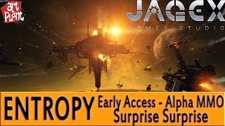 Entropy - Alpha - Early Access - Space MMO