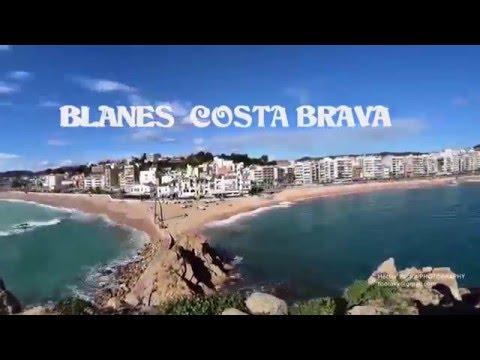 BLANES COSTA BRAVA a short timelapse film