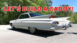 I Got A New Project Car! 200 mph Cadillac Revealed on Finnegan's Garage Ep.119