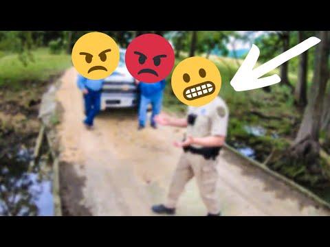 Kayak Bass Fishing - Harassed by Landowner(game wardens called)*