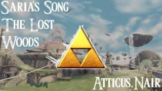 Legend Of Zelda - Saria