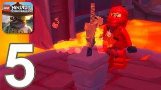 видео LEGO Ninjago: Shadow of Ronin | Видео прохождение игр