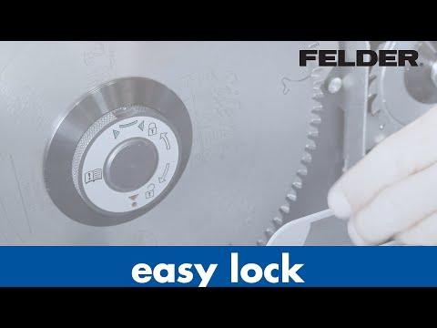"""Felder """"Easy-Lock"""""""