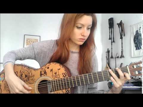 Lady in black (Uriah Heep) @classical Guitar *******