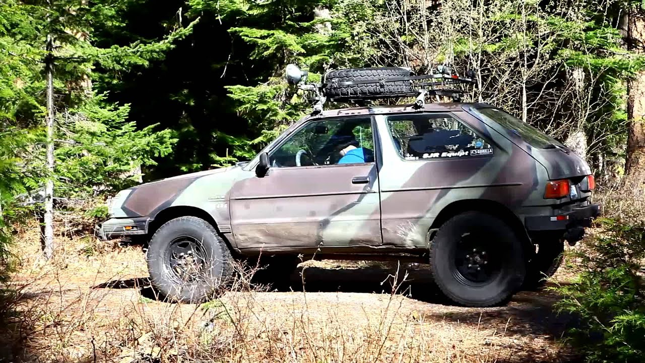 Mod List 84′ Subaru GL Hatch |