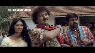 Kannada Best Scenes | V Ravichandran Interesting Scenes | Kannada Cinema