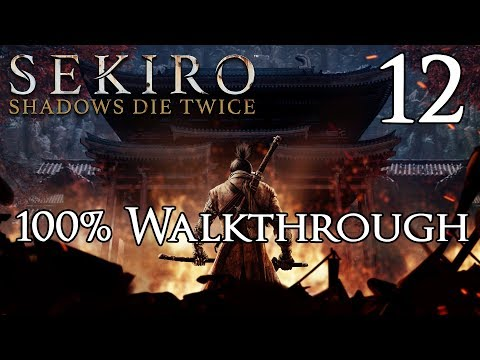 Sekiro: Shadows Die Twice - Walkthrough Part 12: Folding Screen Monkeys