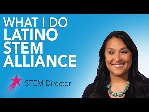 STEM Director What I Do Amanda Martinez Career Girls Role Model