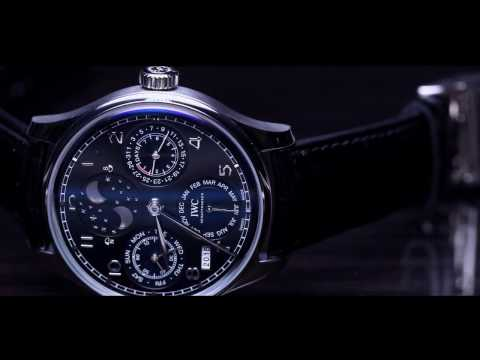 WHY I LOVE MY WATCH - with Mark Bouris, starring IWC