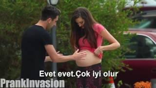 Hamilelere Öpüşme Cezalı Oyun Türkçe alt yazılı (ABONE OLMAYI UNUTMAYIN)