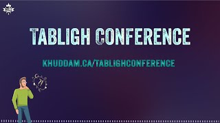 Tabligh Conference