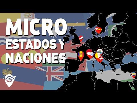 ¿QUÉ SON LOS MICROESTADOS, LAS MICRONACIONES Y LOS TERRITORIOS DEPENDIENTES? | vdeviajar.com