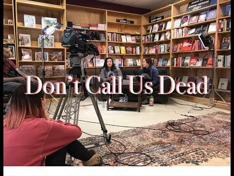 Passion Project Bookclub Presents - Don't Call Us Dead by Danez Smith