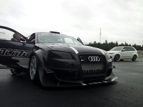 TS racing Audi A3 1100 Horsepower quattro street car