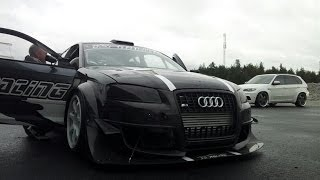 ts racing audi a3 1100 horsepower quattro street car