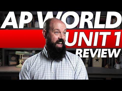 AP World History UNIT 1 REVIEW (1200-1450)—2019-2020