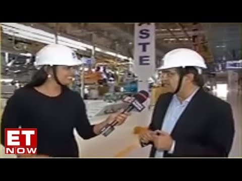 Mayank Pareek Of TATA Motors On Sanand Plant's Production
