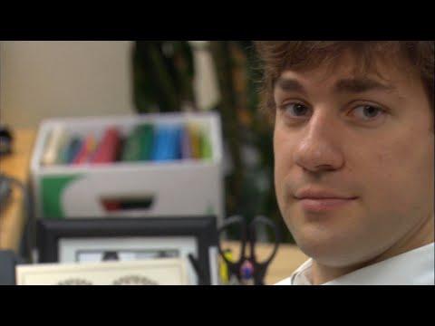 Jim Stares At