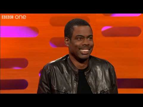 Chris Rock wanted to be President - Graham Norton Show preview - BBC One