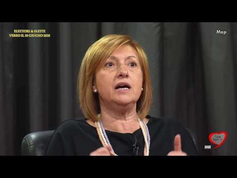 Elettori & Eletti 2017/18 Tonia Spina, Candidata sindaco Bisceglie