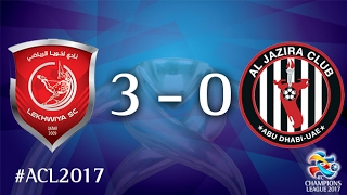 Lekhwiya vs Al Jazira (AFC Champions League 2017 : Group Stage - MD 1) 2017 Video