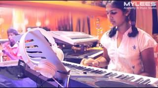Pesakoodathu in Keyboard - Modharshini - Mylees Academy