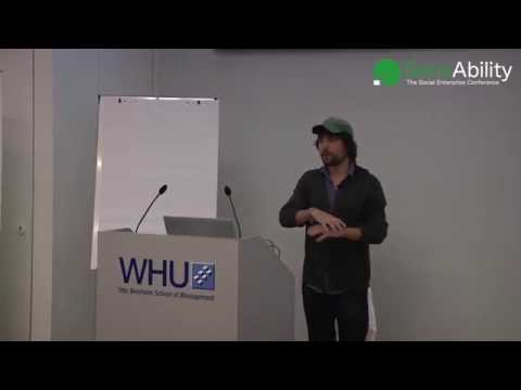 "Tom Szaky at WHU SensAbility 2014: ""How to outsmart waste - The success story of TerraCycle"""