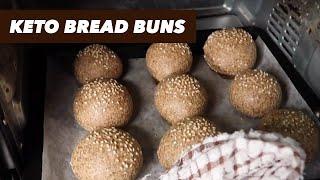 Bread Buns Recipe - Low Carb & Keto