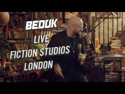 BEDÜK - Live at The Fiction Studios London indir