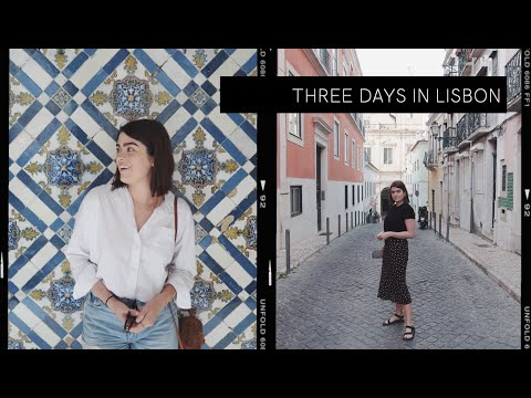 The Lisbon Vlog   The Anna Edit