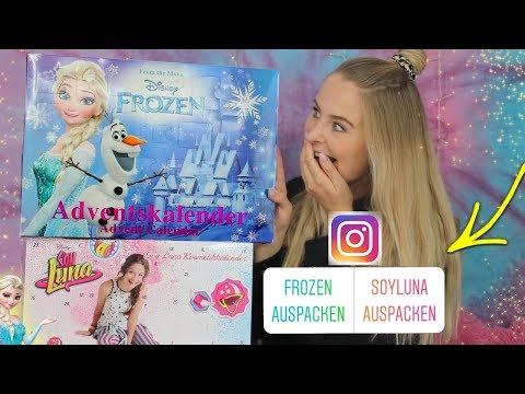 ahh!-😍-instagram-bestimmt-adventskalender-unboxing-👻-frozen-gegen-soy-luna!