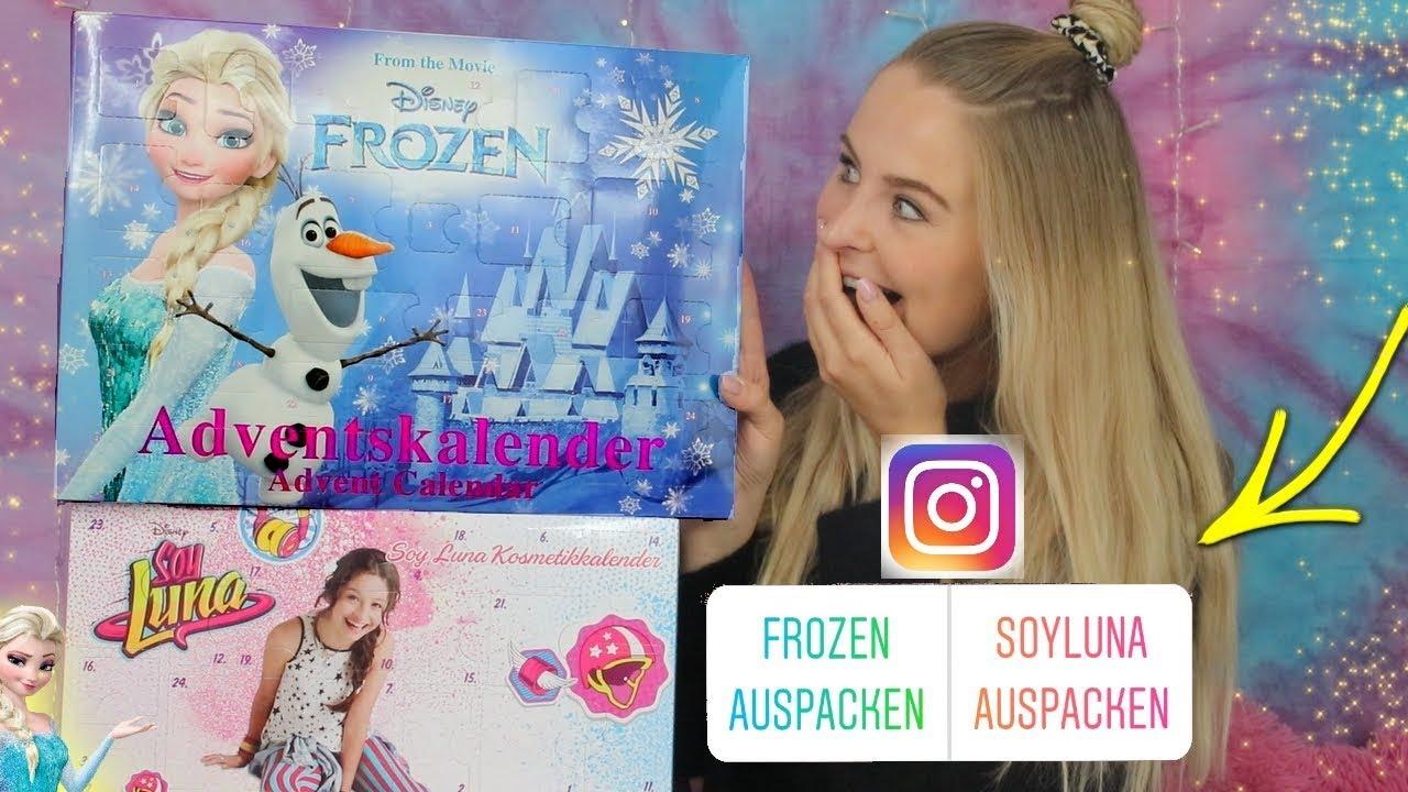 Bester Frozen Advenskalender 2019 Mit Elsa Der Eiskonigin