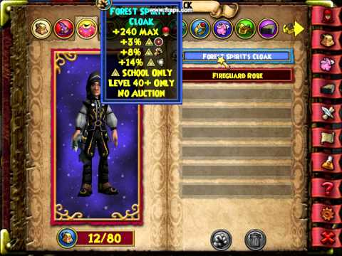 Wizard 101 Best Level 40 Hat Robe Boots Ring Youtube
