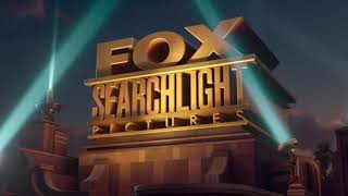 20th Century Fox and Fox Searchlight Pictures but the Word FOX is Removed