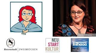 Politisches Kabarett mit Anny Hartmann