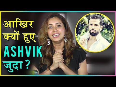 Asha Negi & Rithvik Dhanjani Come SEPARATELY At An Event, Reason Revealed