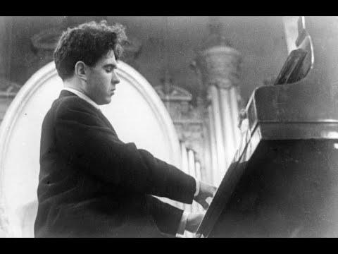 Lev Vlassenko plays Liszt, Scarlatti, Rachmaninoff – live 1956